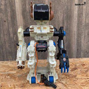 1993 GI Joe Star Brigade Armor Bot